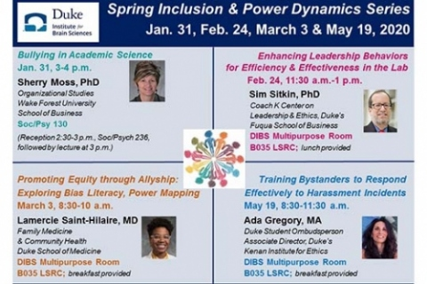 Picture of Inclusion and Power Dynamics promotion postcard