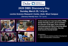 Picture of DIBS Discovery Day postcard